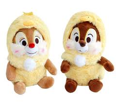 stuffed bunnies for easter chip and dale plush easter rabbit bunny dress