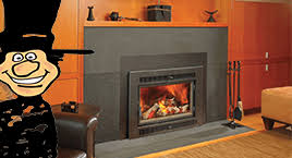 Electric Fireplace Insert Installation by Fireplaces Heating Stoves Chimney Services Toledo Oh Luce U0027s Chimney