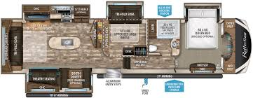 reflection fifth wheel grand design rv