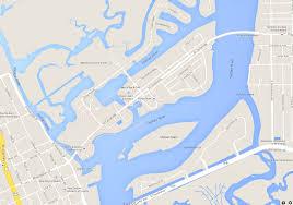 New Smyrna Beach Map New Smyrna Beach U0027s North Causeway Community Advocates Name Change