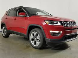 jeep compass limited red new 2018 jeep compass for sale in delray beach fl 8j00582