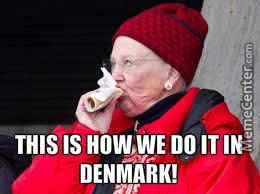 Queen Meme - the queen of denmark by zerwrathx meme center