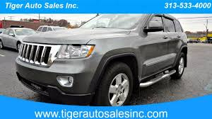 2012 jeep grand v6 2012 jeep grand 4x4 laredo 4dr suv in redford mi tiger