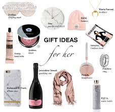 christmas gift ideas for her abc style blog