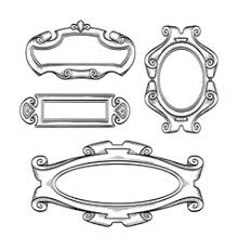 cartouche vector images over 2 000