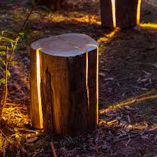 13 glow in the dark features that light up your nights cracked log lamps by duncan meerding