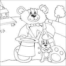 teddy bear coloring pages disney coloring pages