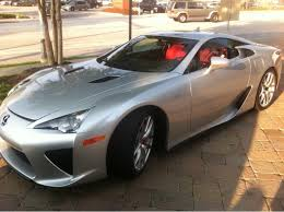 lexus lfa buy usa is the lexus lfa an epic fail page 5