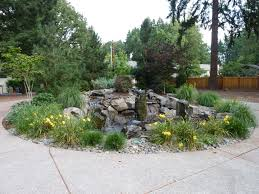 Landscaping Portland Oregon by Water Features Portland Oregon Terra Sol Landscaping