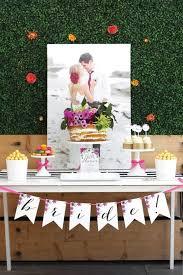 bridal shower table decorations simple bridal shower table decorations banner diy desserts