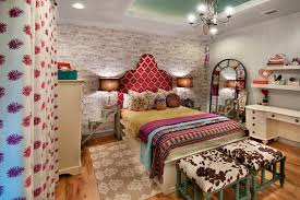 Eclectic Bedroom Decor Ideas Bedroom Eclectic Bedroom Ideas With Antique Hanging Lamps Also
