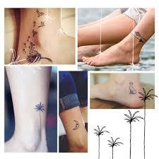 table de tatouage tatouage de cheville les plus beaux tatouages de cheville elle