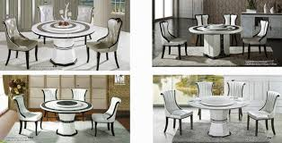 round marble dining table and chairs popular modern round marble top dining table in tables from
