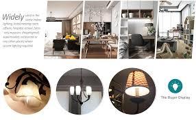 What Temperature Light For Living Room Lohas Led Candelabra Bulb Dimmable 60 Watt Light Bulbs Equivalent