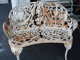 White Cast Iron Patio Furniture Awesome Antique Cast Iron Patio Furniture 96 For Your Lowes Patio