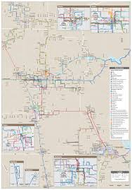 Grove City Outlet Map All Tulare County Bus Route Maps Schedules And Timetables Tcag