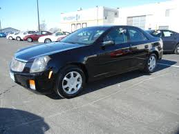 cts 03 cadillac cadillac cts 2003 black sedan gasoline 6 cylinders rear wheel