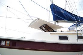 Sailboat Sun Awnings How To Make A Hatch Canopy Do It Yourself Advice Blog
