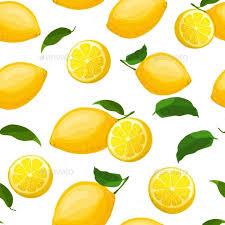 seamless lemon pattern seamless pattern with lemons by setory graphicriver