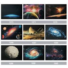 universe planet space full wall mural print decal wallpaper home image is loading universe planet space full wall mural print decal