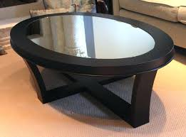 low glass top coffee table coffee tables glass top oval coffee tables fold up coffee table