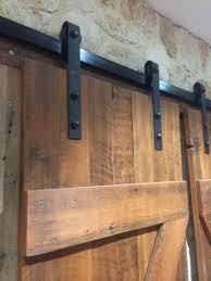 Exterior Sliding Door Hardware Exterior Sliding Barn Doors With Windows Sliding Doors Design