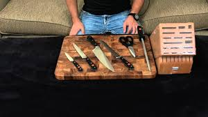 wusthof classic 7 piece knife block set u2014 review and information