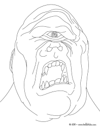 9 images of greek cyclops coloring page greek mythology