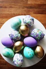 easter eggs for decorating do it like a and martha easter eggs decorations jest cafe