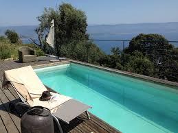 villa d architecte contemporaine maison contemporaine d u0027architecte en bois calme vue mer