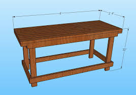 Woodworking Bench Plans Simple by Diy Woodworking Bench Plans U2013 Plans For Beginners Woodwork Junkie