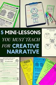 best 25 writing mini lessons ideas on pinterest writing