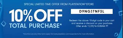 the playstation store black friday sale is live