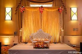 indian wedding decorators in ny decorations for an indian wedding and reception jasmeet