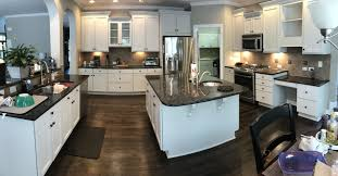 used kitchen cabinets nc balboa mist painted kitchen cabinets laundry room in