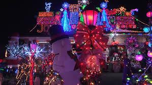 christmas light show toronto medellin 30 dec timelapse view over the christmas light show along