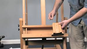 stud io building instructions monterey easel assembly instructions youtube