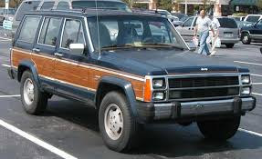 1990 jeep wagoneer information and photos zombiedrive