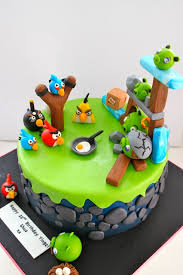 50 angry bird cookies cakes ideas images