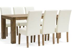 hamburg 7 piece dining set shop at harvey norman ireland