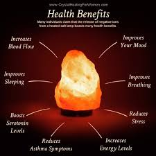 Health Benefits Of Himalayan Salt Lamps And Why You Should Have
