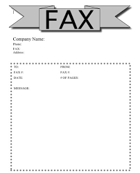 free fax cover sheet template word 2007 28 templates microsoft