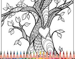 coloring pages for adults tree horse drawing pages at getdrawings com free for personal use horse