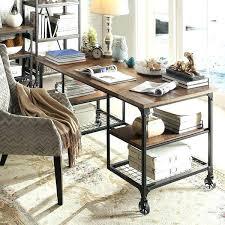 Office Desk Wooden Modern Wood Office Desk Best Rustic Desk Ideas Only On Rustic