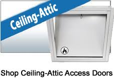 Ceiling Access Doors by Access Doors And Panels Fire Rated Drywall And Ceiling Superstore