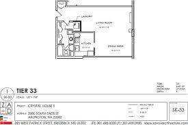 Arlington House Floor Plan Crystal House Apartments Arlington Va Zillow