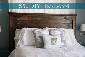 collection in diy queen headboard ana white reclaimed wood