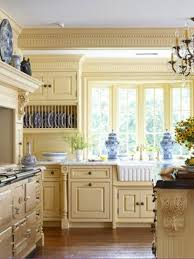 yellow and kitchen ideas best 25 yellow country kitchens ideas on yellow
