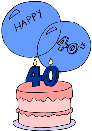 birthday martini clipart happy 40th birthday images for him clipart best clipart best