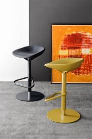 Esszimmer St Le Von Calligaris Calligaris Palm Bar Stool Gas Lift And Swivel Base Comes In